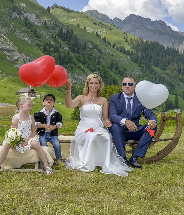 photo mariage bulle olivier villard 9